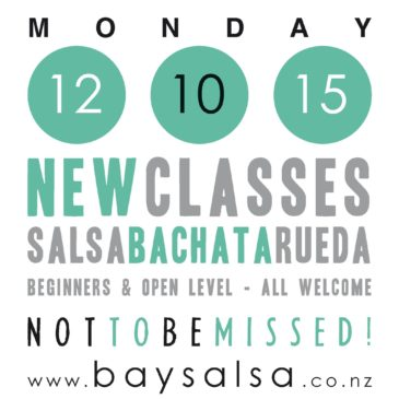 New Classes and Workshops