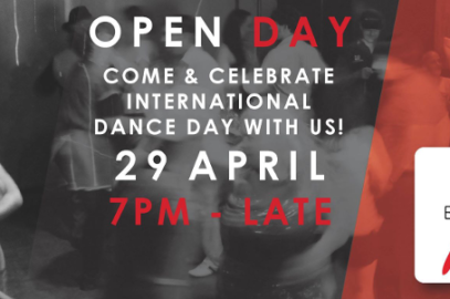 Bay Salsa Open Day & International Dance Day